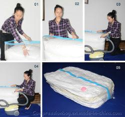 Zak Van uitstekende kwaliteit van de Opslag van het Pakket van kleren de Vacuüm