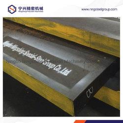 고형용 플라스틱 금형 강철 Nak80/Nak80 플라스틱 금형 강철 플레이트 광택 금형/평면 바/강철 블록/둥근 바