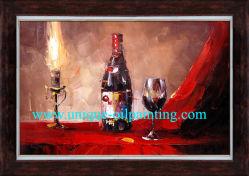 Картины маслом, бачок картины маслом, впечатление картины маслом