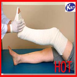Moulage orthopédique de la bande avec la FDA THIS ISO13485