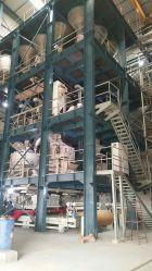 La Máquina completamente automática de piedra artificial, Engineered Stone Machine, Máquina de superficie sólida línea de producción de losa, cuarzos
