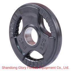 Shandong Gloria GIMNASIO Gimnasio Gimnasio disco accesorios de goma de la placa de placas de peso Barbell