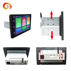 Alquiler de Android 10 Radio Multimedia Player PX5+644G G Octa Core DSP de IPS de navegación GPS Carplay Tda 7851