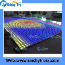 Индикатор освещения сцены LED видео танцы этаже 3D этап