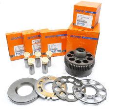 Hyundai 用油圧ショベル部品油圧ポンプおよびモータスペア部品 Volvo 日立 Caterpillar