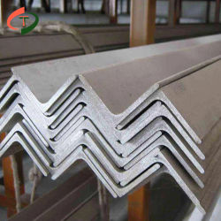 Galvanisé à chaud en acier laminées à chaud de l'angle Angle de barre en acier galvanisé doux /carbone/Bar à angles égaux en acier inoxydable