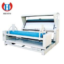 Usine de machines d'inspection chinois tissu tissu rolling machine textile machine de mesure
