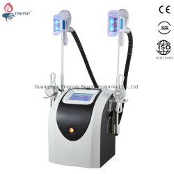 شفط الدهون المكنسة الكهربائية تدليك بارد مع تجميد الدهون كليمينغ كريوليبسس آلة
