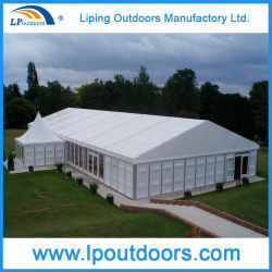 500-местный палатку большие свадебные мероприятия на открытом воздухе с бегущей строкой конференции палатка
