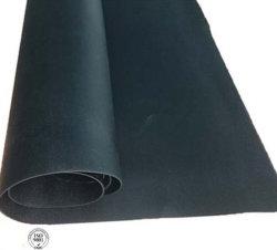 Toit de la membrane de silicone résistant au feu des rouleaux en caoutchouc isolant résistant à la chaleur