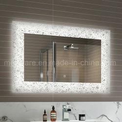 ホットセリング LED ライトバスルームミラータッチスクリーンが点灯