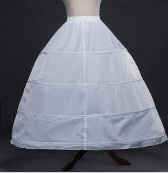 4 Свадебные платья Petticoat выдвижных дуг
