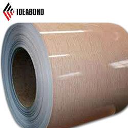 PVDF revêtement Alumium Pre-Paint bobine avec des prix concurrentiels