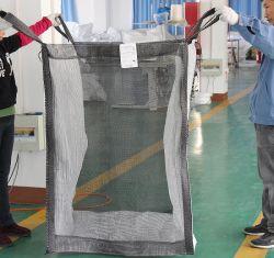 Хорошо проветриваемом помещении сетка Большой мешок для упаковки для кукурузы и арахис