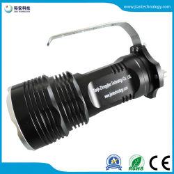 5X6w LED Recarregável 18650 Técnica 395nm Caça Âmbar Detective Lanterna UV