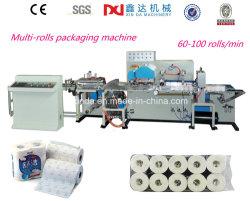 Туалетная бумага Multi-Rolls упаковочные машины