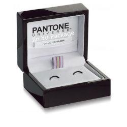 Bijoux en Bois solide noir brillant Boutons de manchette de boîtes d'emballage la vente en gros