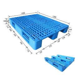 企業のための素晴らしい品質のHDPEのスリップ防止帯電防止食糧プラスチックパレット
