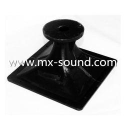 Armoire vide avec avertisseur sonore pour système d'enceintes Pro Audio 215L*215W*130h