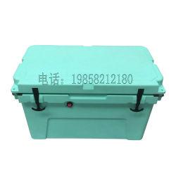 음식 신선한 플라스틱 냉각기 상자 찬 아이스 박스