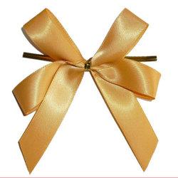 Оптовая торговля настроенные ленты лук в подарочной упаковке реактивной тяги