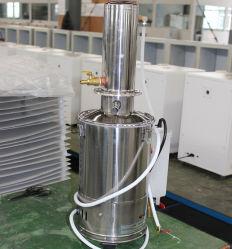 L'eau en acier inoxydable Auto-Control distillateur avec la CE et l'ISO