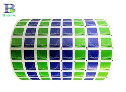 Carta Da Imballaggio In Lamina Di Alluminio Per Salviette Umidificate Con Lenti