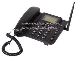 четырехдиапазонный GSM / WCDMA 3G фиксированного беспроводного телефона Fwp Индии бис Anatel утвердил набора номера с возможностью горячей замены