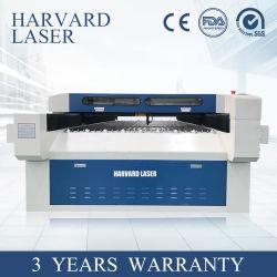 Incisione del laser del CO2 di CNC e macchina di taglio grande per il metalloide
