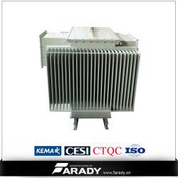 20kv Tension mise à la masse électrique immergée d'huile de transformateur 150kVA