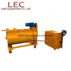 Нагрузочный центр кабины из пеноматериала конкретные машины заслонки смешения воздушных потоков и пеногенератор