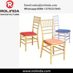 Venda por grosso preto de alta qualidade elegante cadeira de Chiávari