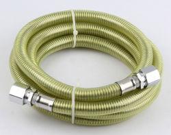 Gelbes Gas-Rohr