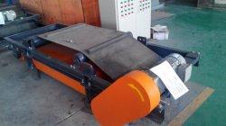 Rcyd-18 Remover materiais de ferro inerte a poupança de energia a autolimpeza do separador magnético permanente extrair metais ferrosos