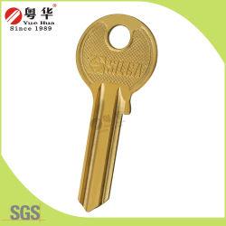 2016 Haut de la vente de clés brutes Cupronickel Yuehua maître pour la serrure
