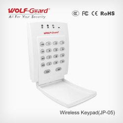 Jp05ホームセキュリティーの警報システムのための小型無線アラーム設定のキーパッド