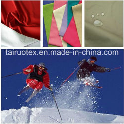 100% Polyester Taslon with Milky Coated for Functional Clothes
