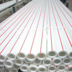 熱く、冷水プラスチックPPRの管のために耐熱性