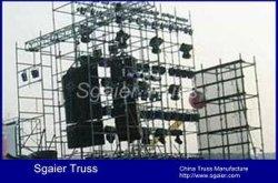 Luz de camada Truss, palco de exposições Truss, Truss