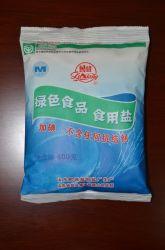 Essbares Salz mit Jod-nährendem Salz-Natriumchlorid, Äthanol, Natrium Hyaluronate, jodiertes Salz der Schwefelsäure-98% freier Fluss