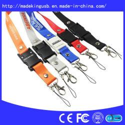 Cordon d'Hotsales disque Flash USB, Flash USB Pen Drive