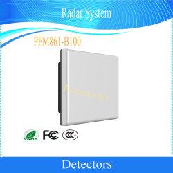 Détecteur Dahua balayage en temps réel 24 heures système radar de détection en continu (PFM861-B100)