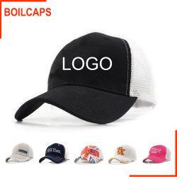 Mode de promotion de gros personnalisé camionneur Cap chapeau avec broderie logo pour la publicité