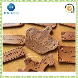 의복 (JP-LL006)를 위한 2016년 중국 가죽 레이블