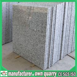 G439 ha fiammeggiato/lucidato/mattonelle spaccatura smerigliatrice/naturale di bianco grigio del granito/cubi/controsoffitti/pietra grigi/scuri Pavment delle lastre/cubi/bordi