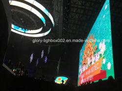 풋볼 피치 아웃도어 풀 컬러 P10 LED 디스플레이 LED 스크린