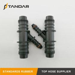Kraftstoffschlauch-Verbinder-Adapter des Öl-SAE15.82 beständiger für Selbstzusatzgerät