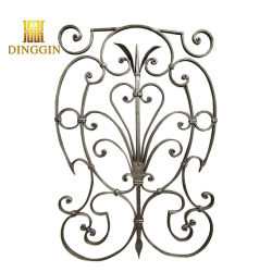 Roheisen, bearbeitetes Eisen-Produkte für Fenster und Gatter-Dekoration