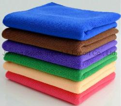 Paño de limpieza de microfibra toallas limpieza de microfibra