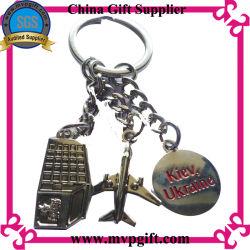 OEM металлической цепочке для ключей для металлического кольца для ключей подарки